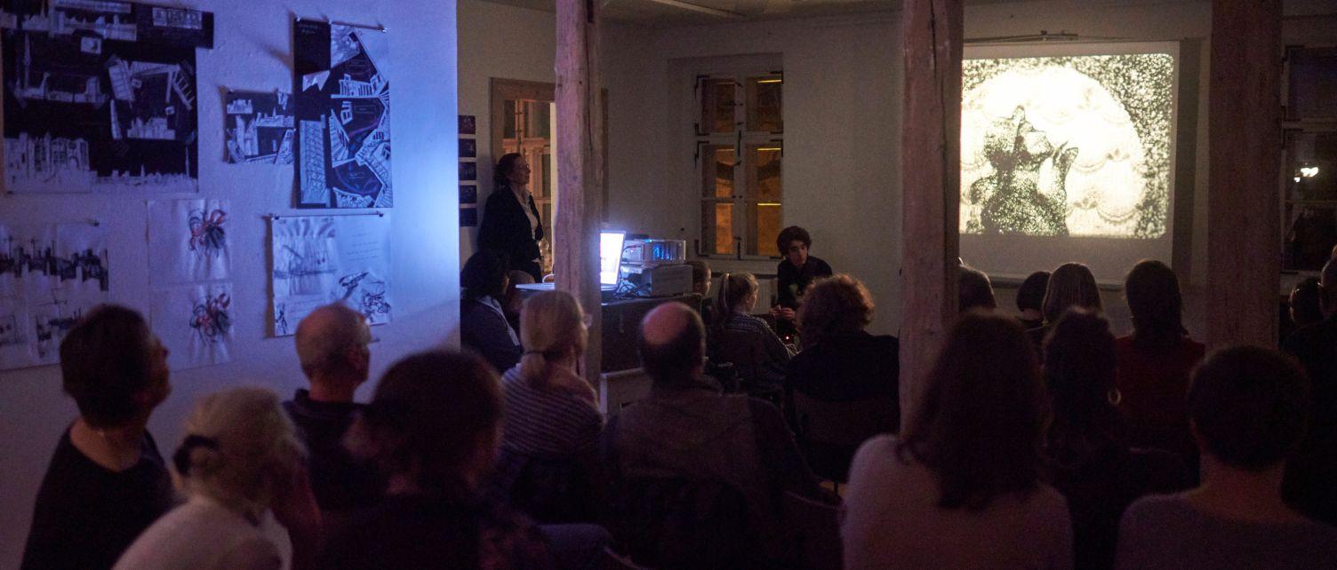 Foto: Kurzfilmtag im Raskolnikow Dresden 2015 (c) Stephan Floss